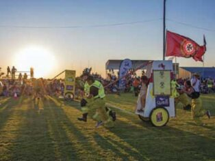 Winton attracts grey nomads