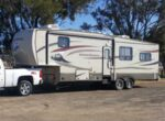 fifth wheeler a hit with grey nomads