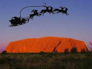 Happy Christmas to grey nomads