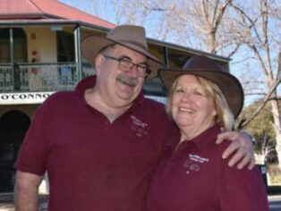 Tenterfied wants grey nomads after bushfires
