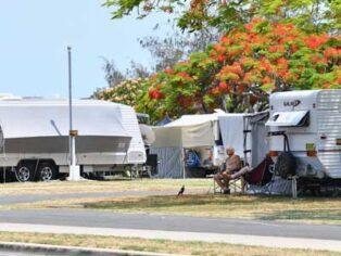 Caravan park theft stings grey nomads