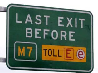 toll roads in NSW upsets grey nomads