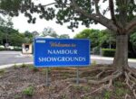 Nambour showgrounds for grey nomads