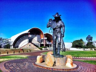 Stockman's Hall of Fame closed due to cononavirusi