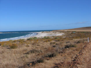 Eyre Peninsula is loved by grey nomads
