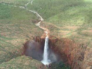 Revolver Falls in the Kimberley