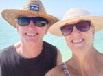 Patrick and Lyn are grey nomads who had to rush home