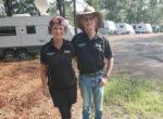 Buhlahdelah caravan park helps grey nomads