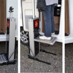 Motorstep to help grey nomads with caravan steps