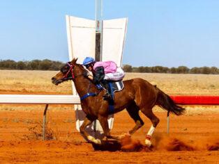 Jundah Races for grey nomads