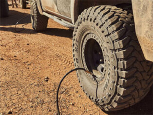 Grey nomads and tyre safety