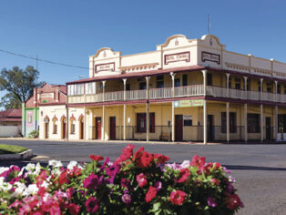 Charleville has a lot to offer grey nomads