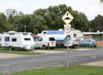 Grey nomads and caravan parks
