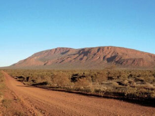 Mt August, bushwalkers, death, outback