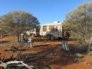 remote campsites in the north