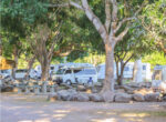 Grey nomads and free camping in Townsville