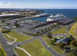 Spirit of Tasmania terminal