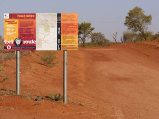 man dies after getting bogged in Central Australia