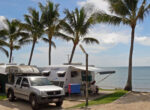 Grey nomads stay in tropics for wet season