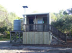Composting toilets at Inskip Point