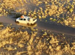 Bogged travellers near Mount Isa