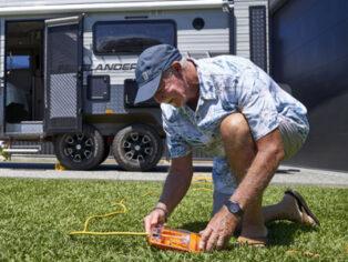 electricity in caravan parks
