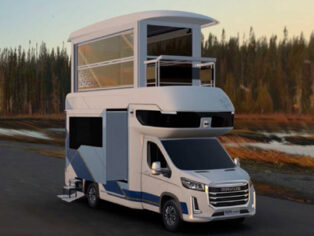 SAIC Maxus could be good for grey nomads