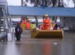 Caravan parks flood