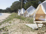 eco tents on straddie