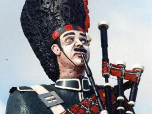 Giant scotsman