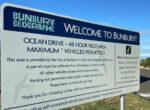 Bunbury free stops