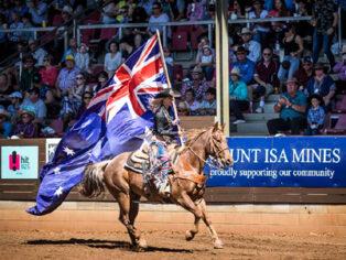 Mount Isa rodeo