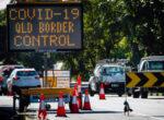 Queensland border shuts