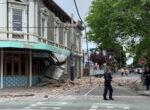 Melbourne earthquake