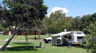 NSW caravan parks